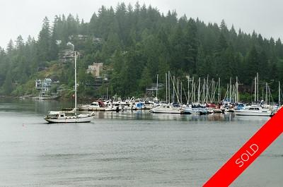 Deep Cove Waterfront Home for sale:  3 bedroom 2,677 sq.ft.